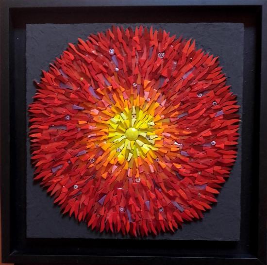 Soleil rouge (2017) vendu