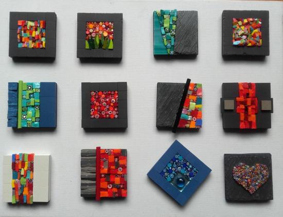 Bijoux de frigo (magnets)