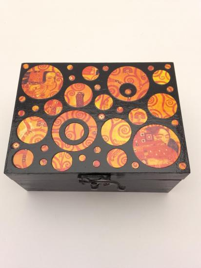 boite à bijoux (15X11cm)