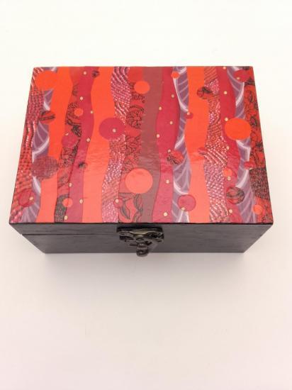 boite à bijoux (15X11cm) vendue