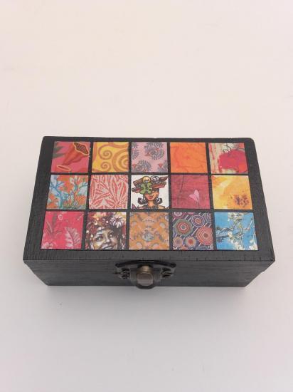Boite à bijoux (11x6,5cm)