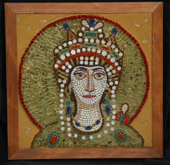 Théodora Impératrice d'Orient (2011) (collection privée)