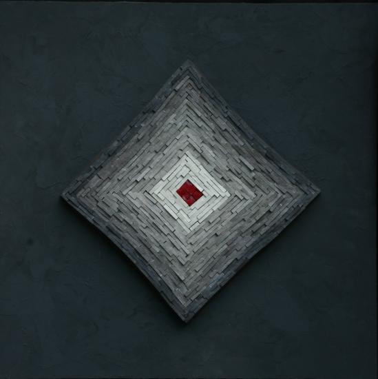 Coeur rouge (2011) vendu