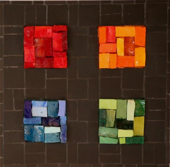 Fenêtres de lumière (2011) Vendu
