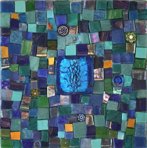 Bleu d'orient (2013) Vendu