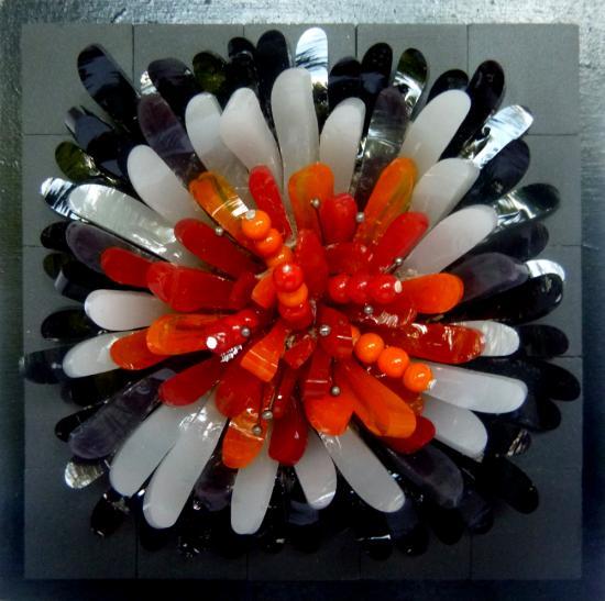 Fleur de verre (2015) Vendu
